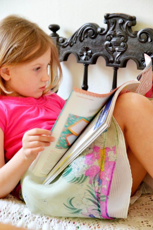 la lettrice
