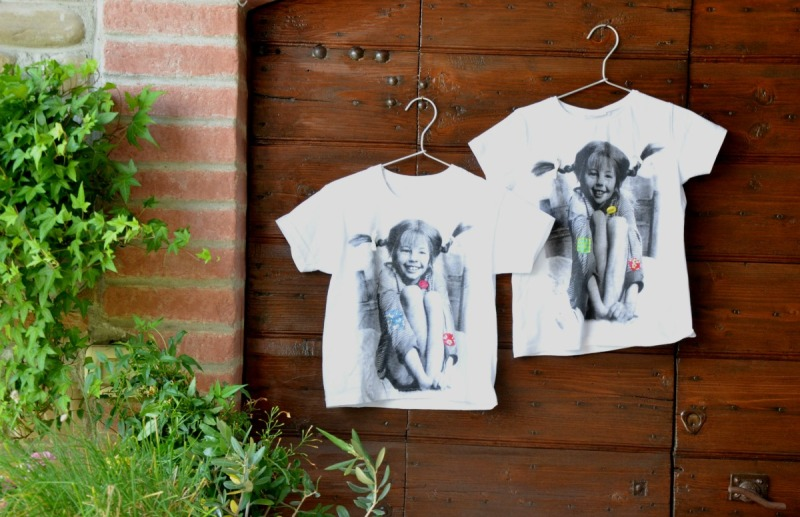 due Pippi tee